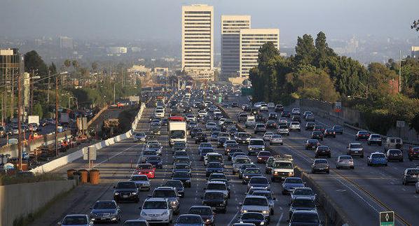 CCAL | 405 Freeway Accidents
