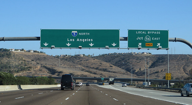 CCAL   Interstate 5 Freeway Accidents (I-5)